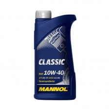 МАСЛО  MANNOL 10W40 CLASSIC 1 Л